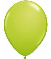 "16""  Qualatex Latex Balloons  LIME GREEN      50CT"