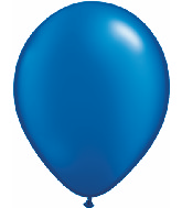 "16""  Qualatex Latex Balloons  Pearl SAPPHIRE    50CT"