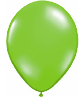 "16""  Qualatex Latex Balloons  JEWEL LIME      50CT"
