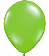 "5""  Qualatex Latex Balloons  JEWEL LIME     100CT"
