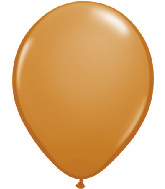 "11""  Qualatex Latex Balloons  MOCHA BROWN    100CT"