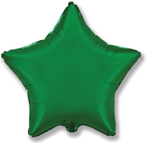 "9"" Airfill Green Star M657"