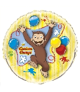 Curious George Balloons Mylar Balloons