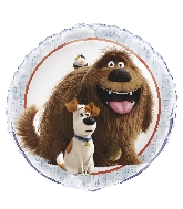 "18"" Foil Balloon - Secret Life of Pets"