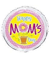 "18"" Foil Balloon Bulk - Happy Mother's Day"