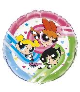 Powerpuff Girls Mylar Balloons