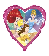 "29"" Princess Dream Big Giant Shaped Foil Balloon"