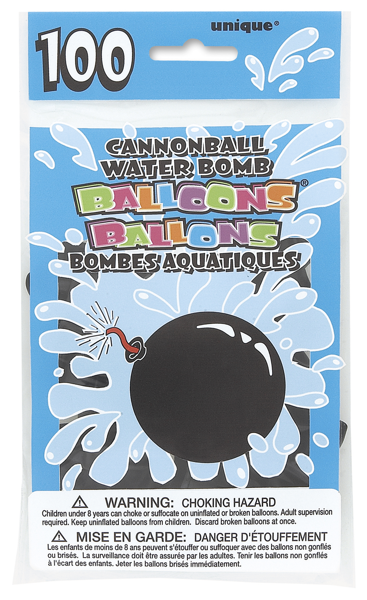 100 Count Cannon Waterbombs