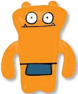 "28"" Ugly Dolls-Wage Jumbo Mylar Balloon"