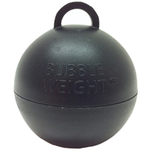 35 gram Bubble Weight: Black