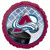 "18"" NHL Colorado Avalanche Mylar Balloon"