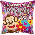 """36"""" Balloon Chango Para Mami"""