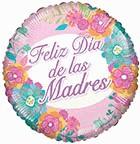 """18"""" Balloon Feliz Dia De Las Madres"""