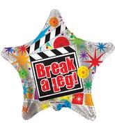 "18"" Break A Leg Star"