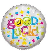 Good Luck Mylar Balloons