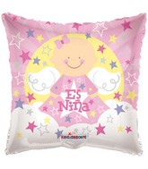 "18"" Es Nina Angel Balloon"