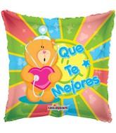 """18"""" Doctor Oso Que Te Mejores Balloon"""
