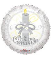 """18"""" Mi Primera, Comunion"""
