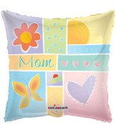 """18"""" Mom Spring Happiness Balloon"""
