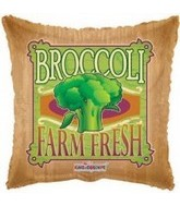 "18"" Farm Fresh Broccoli Vegetable"