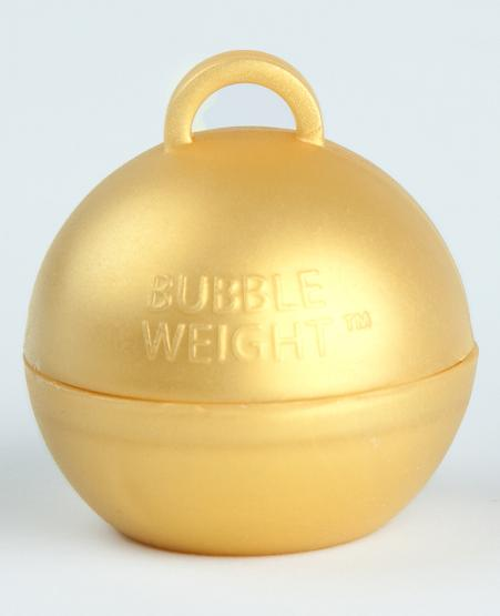 35 Gram Bubble Weights Gold