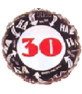 "9"" Airfill You're 30 Ha-Ha M484"