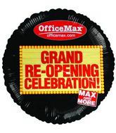 "18"" Max Office Grand Opening Celebration Balloon"
