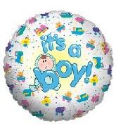"""18"""" It's A Boy Baby"""