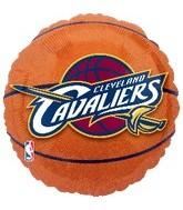 "18"" NBA Cleveland Cavaliers Basketball"