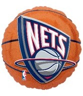 "18"" NBA New Jersey Nets Basketball"