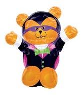 """28"""" Hallooween Bear Shape Balloon"""