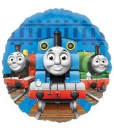 "18"" Thomas the Tank Engine Group (Disc)"