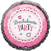 "18"" Bachelorette Party Mylar Balloon"