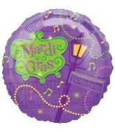 """18"""" Bourbon Street Party Balloon"""