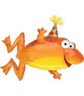 """36"""" Jumbo Leap Frog Friends Balloon"""