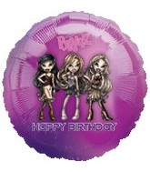 "18"" Bratz Happy Birthday"
