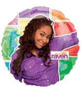 That's So Raven Mylar Balloons