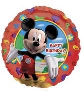 "18"" Mickey's Clubhouse Happy Birthday"