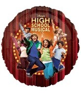 High School Musical Mylar Balloons