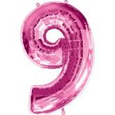 Large Shape 9 Pink