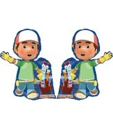 """35"""" Handy Manny and Tools Balloon"""