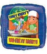 Handy Manny Mylar Balloons