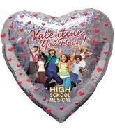 """36"""" High School Musical Valentine"""