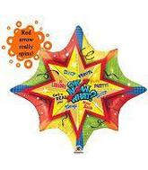 "34"" Fabulous Graduation Spinner Balloon"