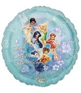 "32"" Disney Fairies Magical Birthday"