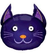 """24"""" Eye Popper Cat Balloons"""