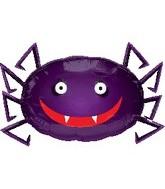 """29"""" Eye Popper Spider Balloon"""