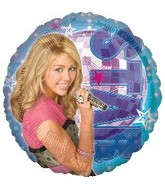 "18"" Hannah Montana Rock Star Balloon"