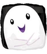 "18"" Halloween Cute Ghost Balloon"