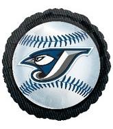 "18"" MLB Toronto Blue Jay Baseball"